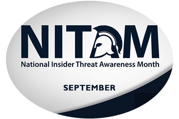 Natl Insider Threats logo