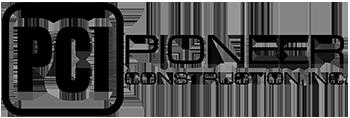 Pioneer Construction logo
