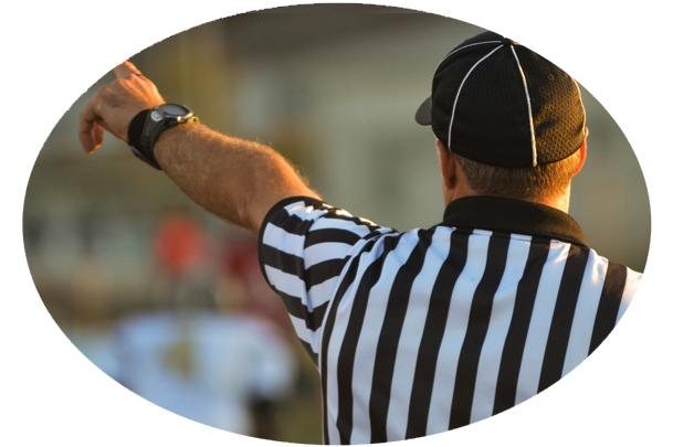 referee for compliance
