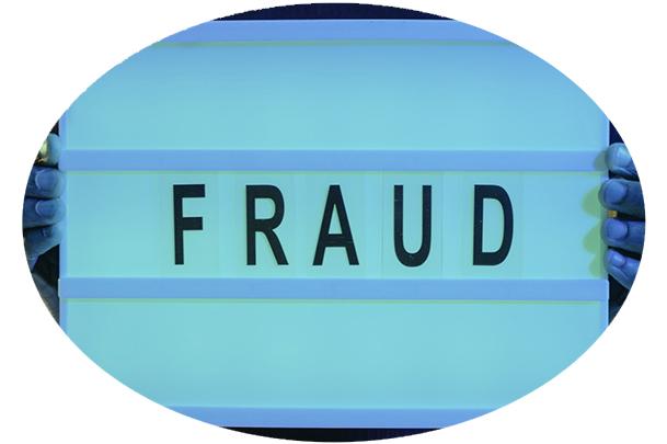 combat ceo fraud sign