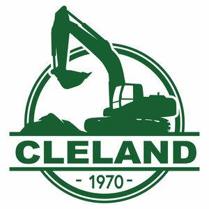 Cleland Site Prep logo